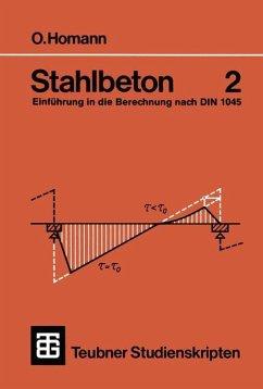 Stahlbeton - Homann, Otfried