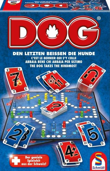 Spiel Dog