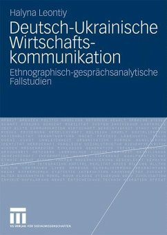 Deutsch-ukrainische Wirtschaftskommunikation - Leontiy, Halyna