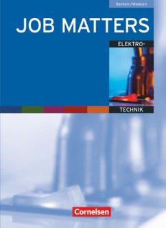 Job Matters. Elektrotechnik. Arbeitsheft (Branc...