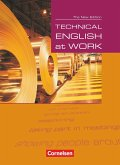 Technical English at Work. Schülerbuch. Neue Ausgabe