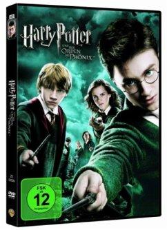 Harry Potter und der Orden des Phönix / Bd.5 (Einzel-DVD)