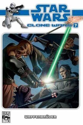 Buch-Reihe Star Wars - Clone Wars (Comic)