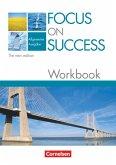 Focus on Success - Workbook - Allgemeine Ausgabe - The New Edition
