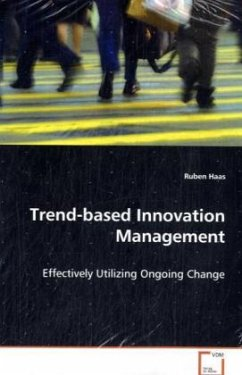 Trend-based Innovation Management
