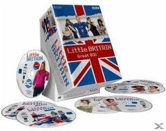 Little Britain - Great Box Collector's Box - Lucas,Matt/Williams,David/Bbc/Britcom