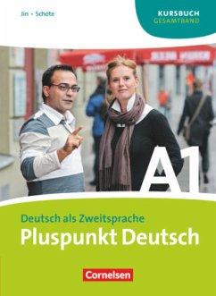 Pluspunkt Deutsch A1 Kursbuch Gesamtband. Neube...