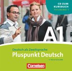 1 Audio-CD (Lektion 1-7) / Pluspunkt Deutsch, Ausgabe 2009 Bd.A1/1