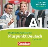1 Audio-CD (Lektion 1-7) / Pluspunkt Deutsch, Ausgabe 2009 Bd.A1/1