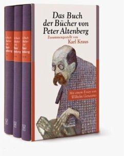 Das Buch der Bücher von Peter Altenberg - Altenberg, Peter