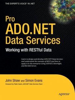 Pro ADO.NET Data Services - Shaw, John;Evans, Gary