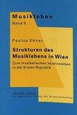 Strukturen des Musiklebens in Wien
