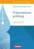 Texte, Themen und Strukturen. Abiturvorbereitung: Die Präsentationsprüfung. Neue Ausgabe