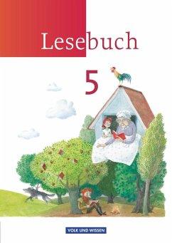 Lesebuch 5. Schuljahr. Schülerbuch. Neue Ausgab...