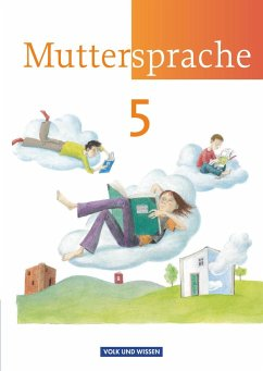 Muttersprache 5. Schülerbuch - Neue Ausgabe - Ö...