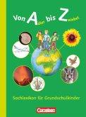Von Adler bis Zwiebel. Sachlexikon für Grundschulkinder. Allgemeine Ausgabe