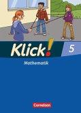 Klick! Mathematik 5. Schuljahr. Schülerbuch. Östliche und westliche Bundesländer