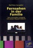 Fernsehen in der Familie