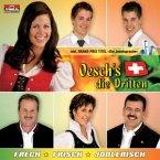 Frech-Frisch-Jodlerisch (Inkl.Grand Prix Titel)