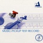 Music Pickup-Test Record (Vinyl)