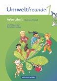 Umweltfreunde 1. Schuljahr. Arbeitsheft. Sachsen-Anhalt. Neubearbeitung 2009