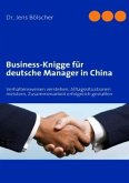 Business-Knigge für deutsche Manager in China