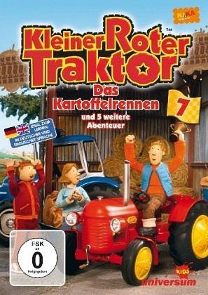 Kleiner roter Traktor 07 - Das Kartoffelrennen und 5 weitere Abenteuer
