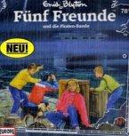 Fünf Freunde und die Piratenbande, 1 Audio-CD