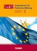 Fakt 2 - Schülerbuch - Sekundarstufe 1 - Politische Bildung - Neubearbeitung - Brandenburg