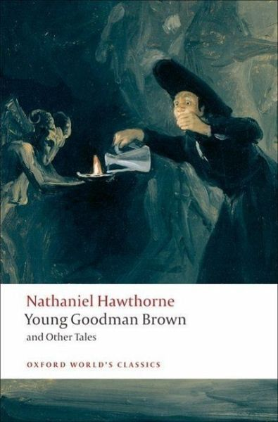 a book report on nathaniel hawthornes young goodman brown Written by nathaniel hawthorne, narrated by basil rathbone download the app and start listening to young goodman brown today - free with a 30 day trial keep your audiobook forever, even if you cancel don't love a book swap it for free, anytime.