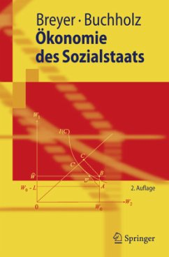 Ökonomie des Sozialstaats - Breyer, Friedrich;Buchholz, Wolfgang
