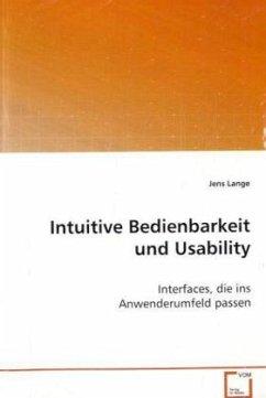 Intuitive Bedienbarkeit und Usability