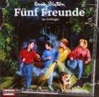 Fünf Freunde im Zeltlager / Fünf Freunde Bd.2 (1 Audio-CD)