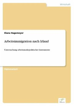 Arbeitsimmigration nach Irland - Hagemeyer, Iliana