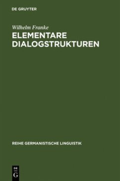 Elementare Dialogstrukturen