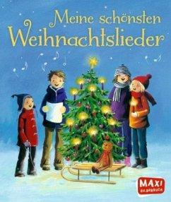 Ellermann MAXI Meine schönsten Weihnachtslieder