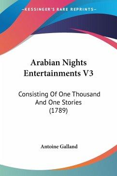 Arabian Nights Entertainments V3