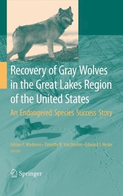 Recovery of Gray Wolves in the Great Lakes Region of the United States - Wydeven, Adrian P. / Van Deelen, Timothy R. / Heske, Edward (ed.)