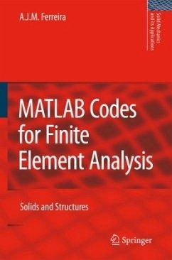 MATLAB Codes for Finite Element Analysis - Ferreira, A. J. M.