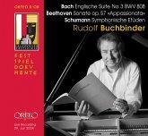 Englische Suite Bwv 808,Sonate Op.57,Symphon.Et