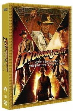 Indiana Jones Quadrilogie - Karen Allen,Cate Blanchett,Kate Capshaw