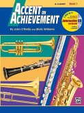Accent On Achievement, Eb-Altklarinette, w. mixed mode-CD