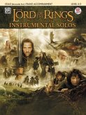The Lord of the Rings, The Motion Picture Trilogy, w. Audio-CD, for Cello and Piano Accompaniment