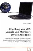 Kopplung von MBS Axapta und Microsoft Office Sharepoint