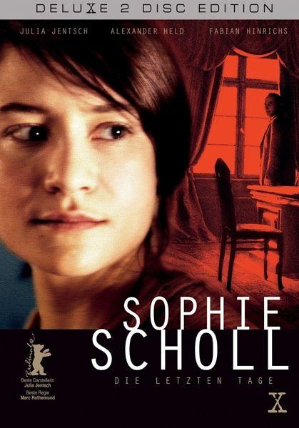 sophie scholl die letzten tage einzel dvd film auf dvd b. Black Bedroom Furniture Sets. Home Design Ideas