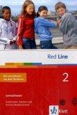 Klasse 6, Die Lernsoftware aus dem Workbook, 1 CD-ROM / Red Line Bd.2