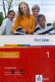 Klasse 5, Die Lernsoftware aus dem Workbook, 1 CD-ROM / Red Line 1