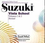 Suzuki Viola School CD 1+2
