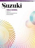 Suzuki Viola School, Vol 3: Piano Acc.