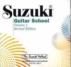 Suzuki Guitar School CD 1